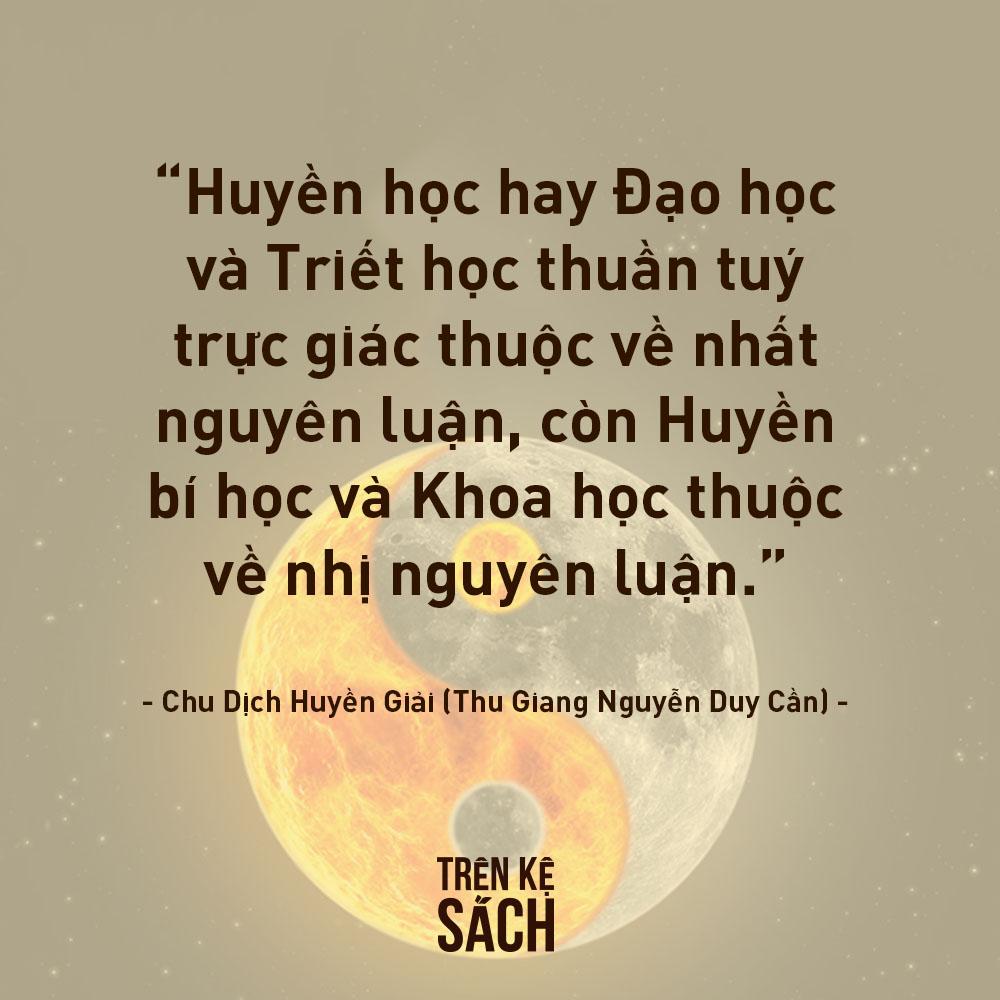 Chu Dịch Huyền Giải - Đạo học Huyền học