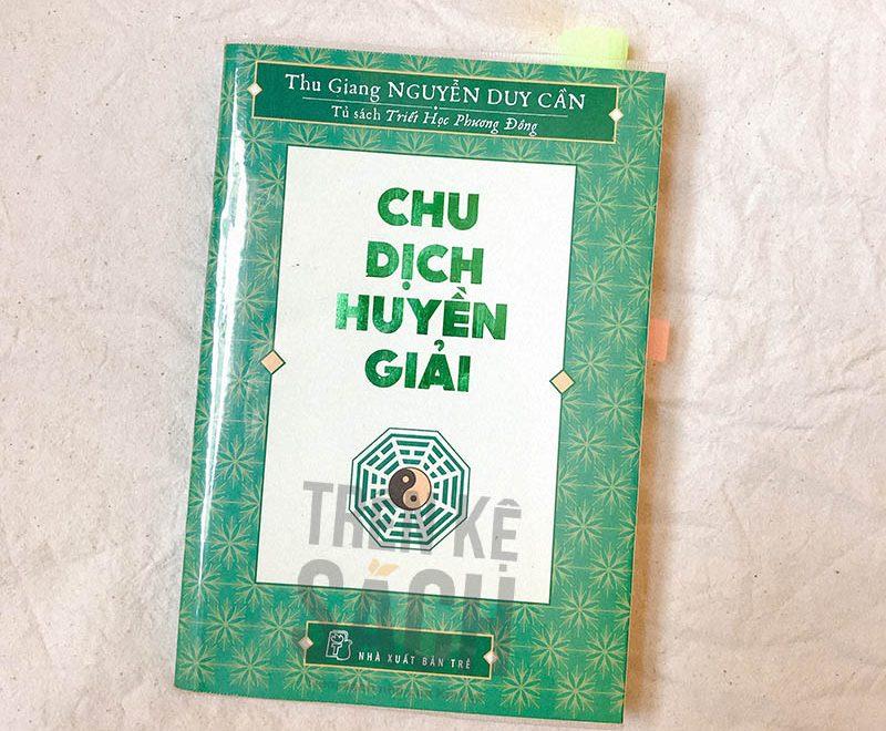"""Chu Dịch Huyền Giải: Tác phẩm """"Ứng dụng Dịch"""" căn cơ bài bản"""