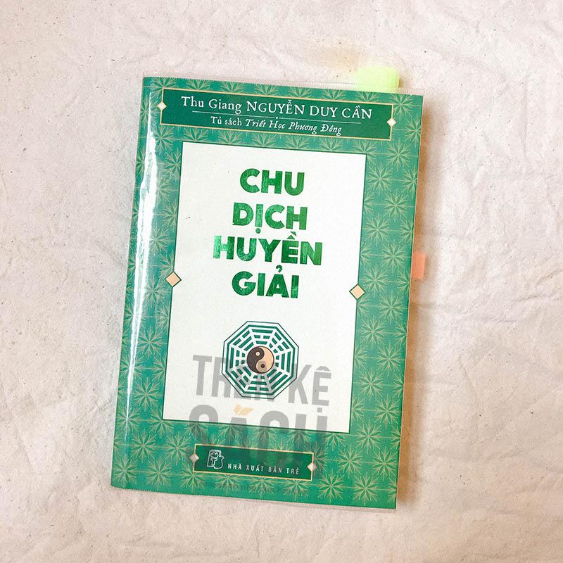 Chu Dịch Huyền Giải - Trên Kệ Sách