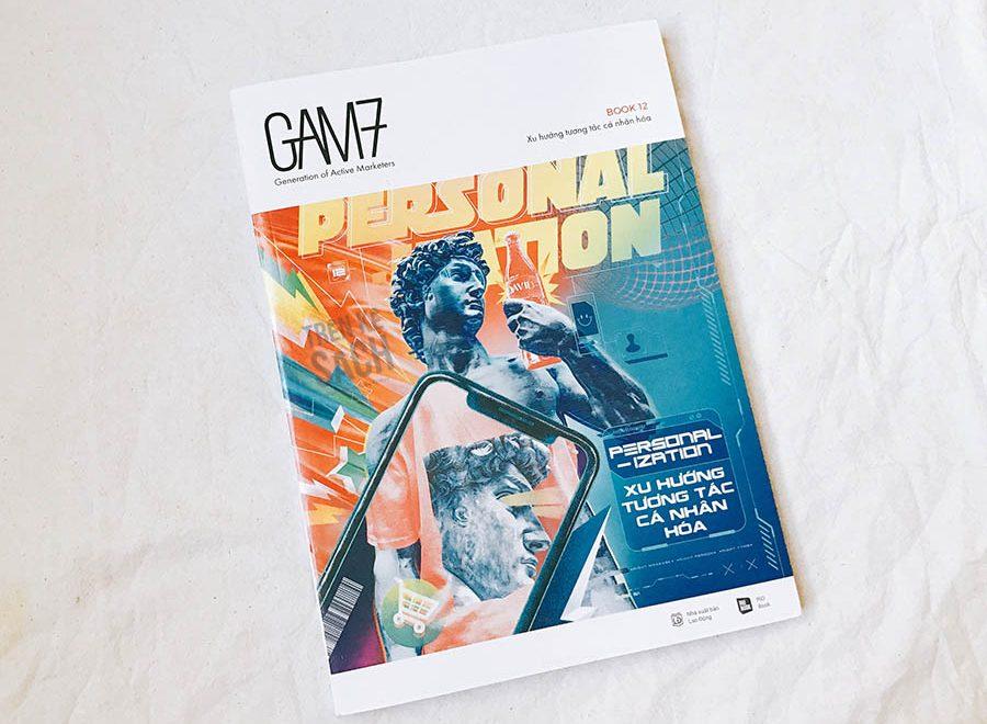 Đánh giá nhanh Gam7 Book 12 Personalization – Xu Hướng Tương Tác Cá Nhân Hóa