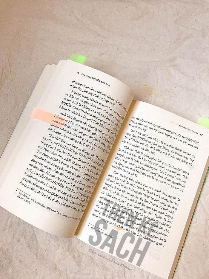 Review sách Chu Dịch Huyền Giải