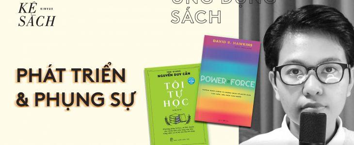 Ứng dụng sách Tôi Tự Học và Power Vs Force