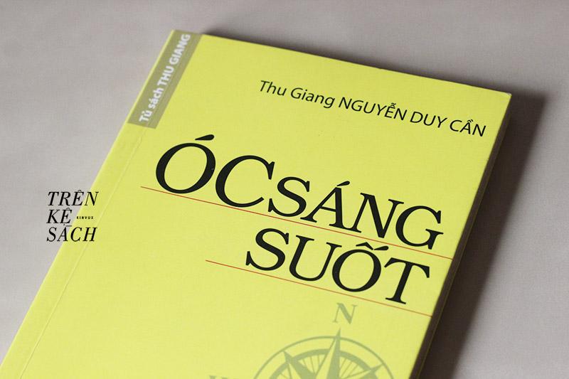 Sách Óc Sáng Suốt - Thu Giang Nguyễn Duy Cần
